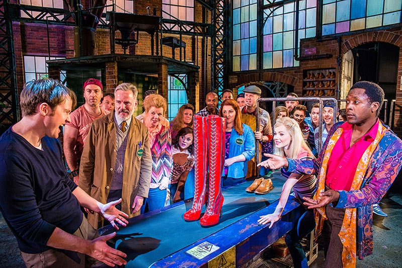 Lots of Exciting London Theatre Trips