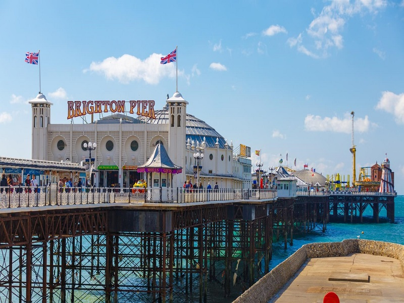 Eastbourne, Brighton & Rye SAVE £50pp