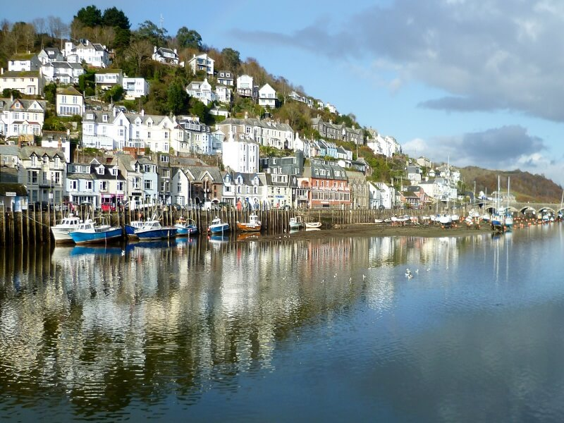 Looe, Port Isaac and Cornish Delights